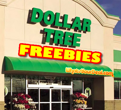 Dollar Tree Freebies with Coupon Match-ups