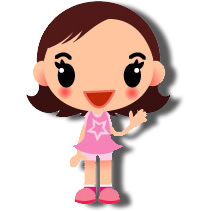 free-vector-super-cute-cartoon-girl-vector_094251_32153125