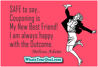 couponingBestFriend Melissa Adams