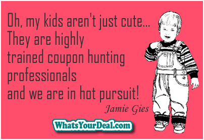hotpursuit coupon hunting kids a meme by jamie gies grocery coupons wyd,Couponing Meme