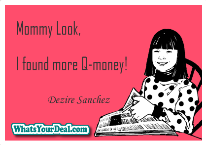 qmoney meme by Dezire Sanchez