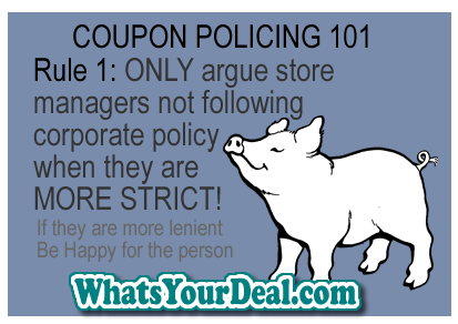 rule1 Store Policy