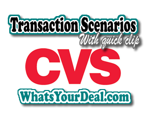 CVS Transaction Scenario