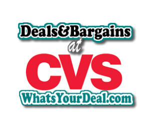 CVS deals and bargains