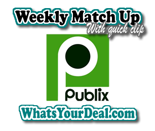 Publix Weekly match UP