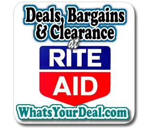 Rite Aid Deals Bargains and Clearance