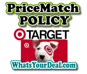 TARGET Price Match policy