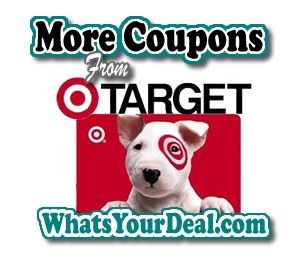 Target More Coupons