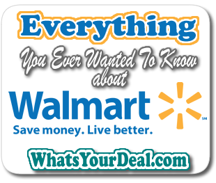 Walmart Everything you ever wanted to know
