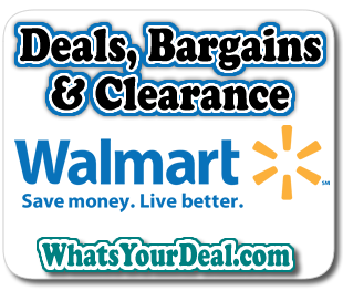 Walmart Deals bargains & clearance