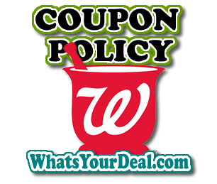 walgreenscouponpolicy