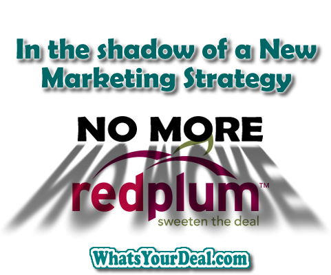 SHOCKWAVES RIPPLE THROUGH THE COUPONING COMMUNITY as Redplum changes
