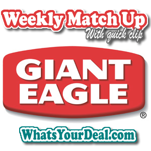 Giant Eagle Weekly