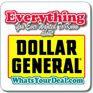 DollarGeneralEverything