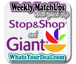 Giant food store double coupon days