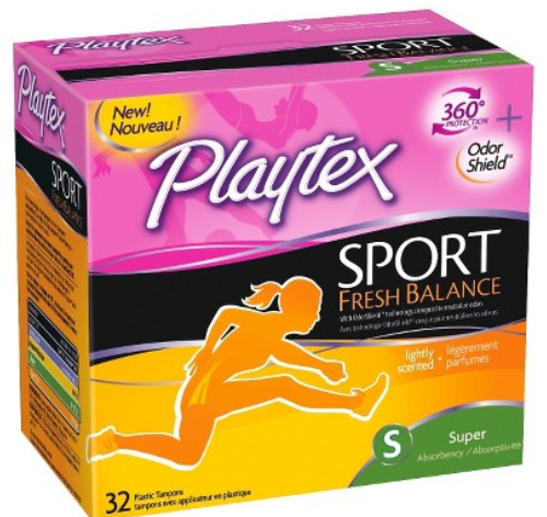 Playtex tampon coupons