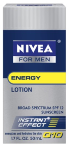nivea for men energy
