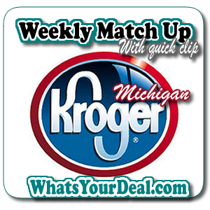 kroger michigan weekly