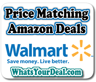 Will Walmart Price Match Amazon