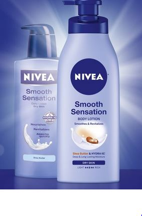 Nivea Smooth Sensation Body Lotion 21oz. Bottles for $1.49 at Target beginning 11/16/14…