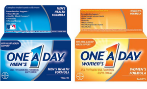 One a Day men & Women