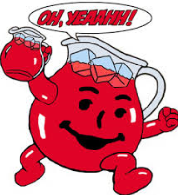 Hey kool aid man i have a deal for you at dollar general koolaid man sciox Choice Image