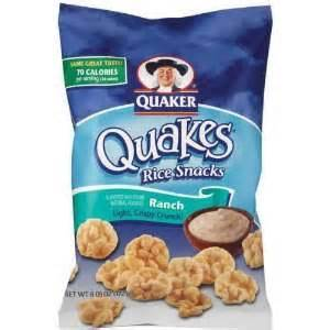 Quaker Popped Mini Rice Cakes