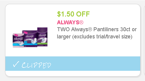 Hot Off The Press Newest Coupon Off Two Always