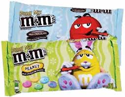 M&M's Easter Candy
