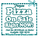 Frozen Pizza Deals RIGHT NOW