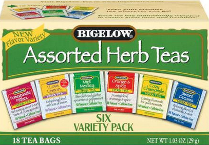 Bigelow Tea Promo Codes for December Save 50% w/ 0 active Bigelow Tea Third-party Deals. Today's best milionerweb.tk Coupon Code: $10 Off Your Order of $50 or More at Bigelow Tea (Site-wide). Get crowdsourced + verified coupons at Dealspotr.