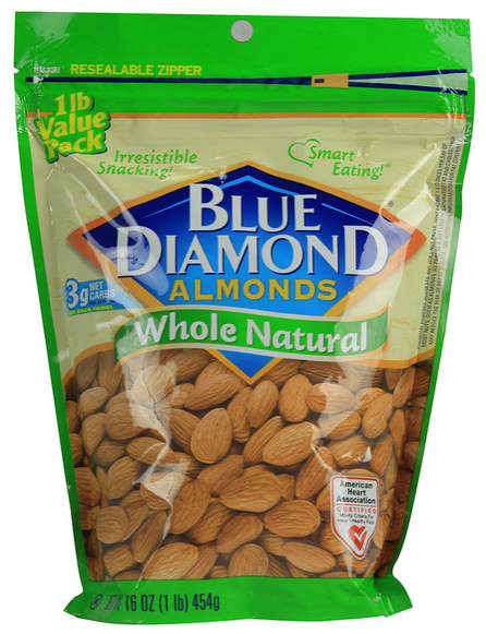 Savings Catcher 2X Cash Back DEAL: Blue Diamond Almonds ONLY $3.02 ...