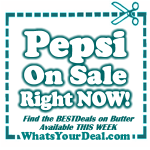 Pepsi ON SALE RIGHT NOW