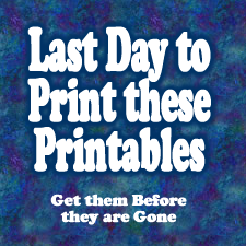 expiring - Last Day to Print