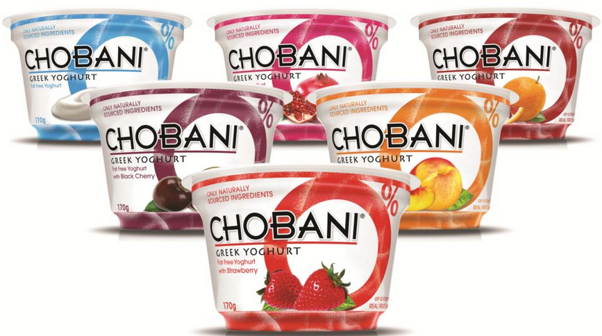 chobani greek