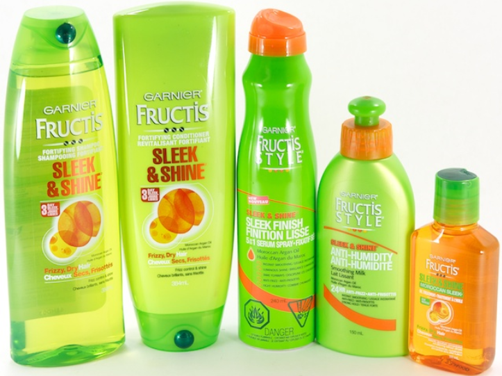 Garnier Products ONLY ... Garnier Fructis Shampoo Sleek And Shine