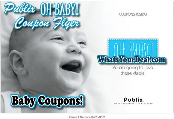 Publix oh baby coupons