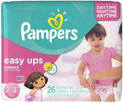 pampers easyups