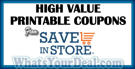 saveinstoreHIGHVALUE