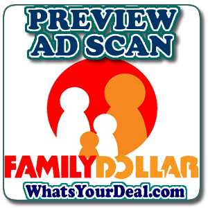 Family Dollar Ad Scan