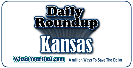 Kansas deals from Topeka, Dodge City, Kansas City to Wichita
