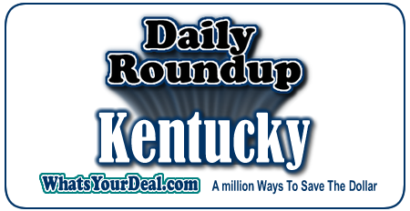 Kentucky Deals for cities like Louisville Ashland Lexington and Bowling Green.