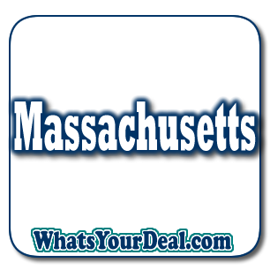 Massachusetts Deals from Boston to providence, from worcester to pittsfield