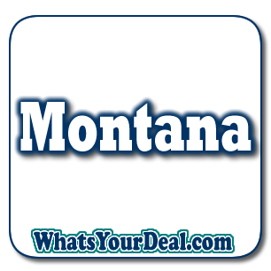 Montana Deals from Butte, Great Falls, Billings to Missoula