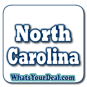 North Carolina Deals