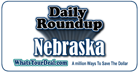 Nebraska deals for cities like Omaha, Chaldron, Lincoln and Alliance