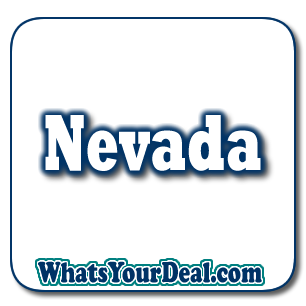Nevada Deals from Carson City to Las Vegas