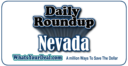 Nevada Deals from Las Vegas to Carson City