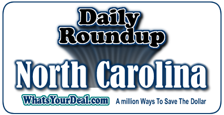 North Carolina Deals, Charlotte, Ashville, Raleigh, Greenville