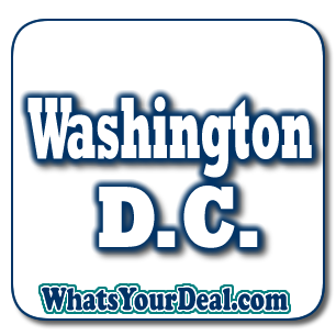 Washington DC Deals